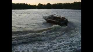 катер амур мотор 70 л.с.(, 2014-06-02T06:12:08.000Z)
