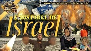 A HISTÓRIA DE ISRAEL - A TERRA PROMETIDA POR DEUS A SEU POVO