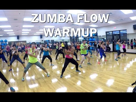 Zumba Flow Warmup (Music by Alex Tatoo)