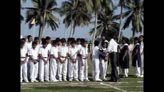 indian school salalah closing of annual sports day2012