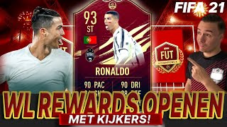 LIVE FIFA 21 | TOP 200 WEEKEND LEAGUE REWARDS OPENEN & VAN KIJKERS!