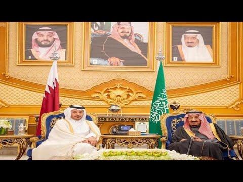 هل يشكل الاستقبال الحار لوفد قطر في قمة الرياض بداية لانفراج الأزمة الخليجية؟  - نشر قبل 10 دقيقة