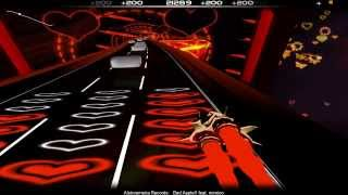 *pi* Audiosurf - Bad Apple!! feat. nomico