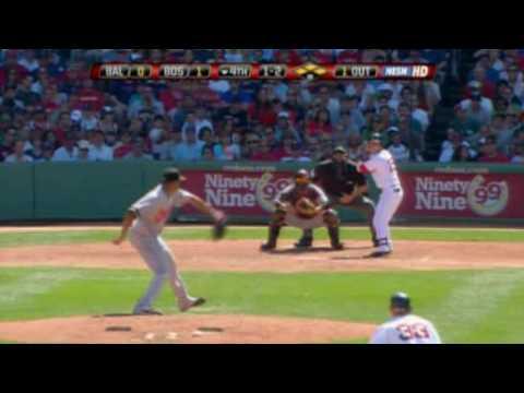 MLB Season 2008: June 13th: Orioles @ Red Sox