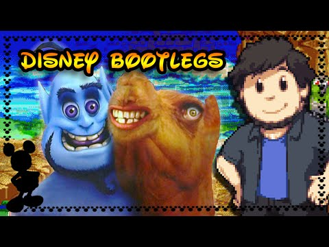 Disney Bootlegs - JonTron