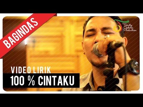 Bagindas - 100% Cintaku | Official Video Lirik