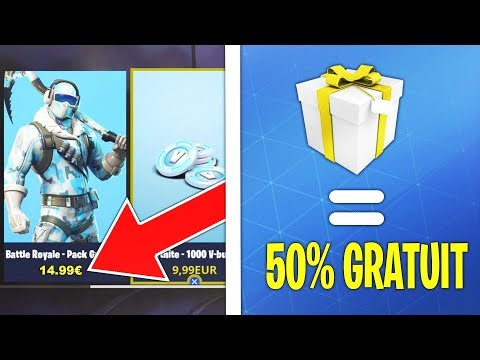 "comment-avoir-une-reduction-sur-le-nouveau-pack-de-skin-""grand-nord""-de-fortnite-battle-royale-!!"