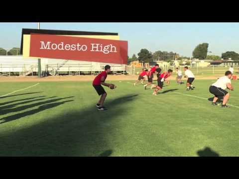 2015 Turlock High, Modesto, Orestimba, Hilmar & Los Banos 7-on-7