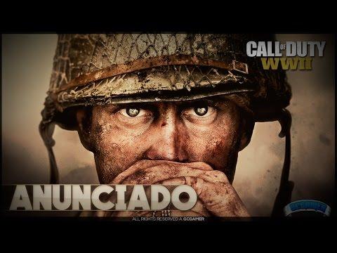 Call Of Duty: WWII: COD de 2017 da Segunda GUERRA MUNDIAL Anunciado Oficialmente !!