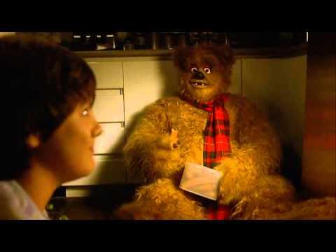 Giant Homeless Teddy Bear