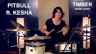 Ricky - PITBULL - Timber ft. Ke$ha (Drum Cover)