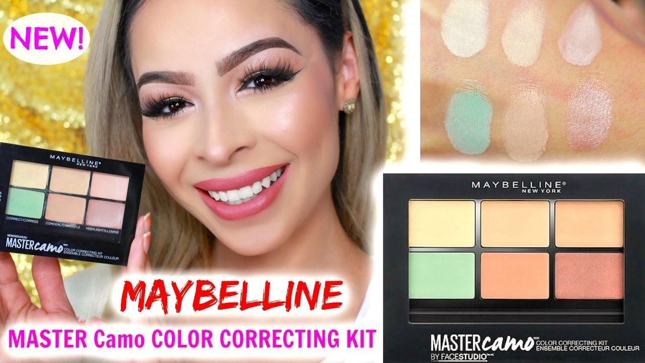 maybelline colour corrector