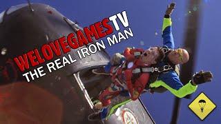 Первый прыжок с парашютом - WelovegamesTV (First Tandem Jump)