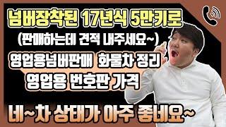 [서울시송파구] 넘버장…