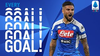 Insigne curls in STUNNING late winner for Napoli against Roma | EVERY Goal R30 | Serie A TIM