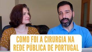Como foi a cirurgia na rede pública de Portugal