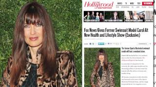 Fox News Channel Gets Into Food & Fitness with Carol Alt
