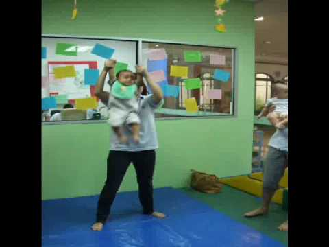 d4d368a946a7 Amirul Hakim at Baby Jumper Gym - YouTube