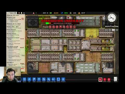 Prison Architect - Minimum/Normal Security Prison (FEMALE!) #12