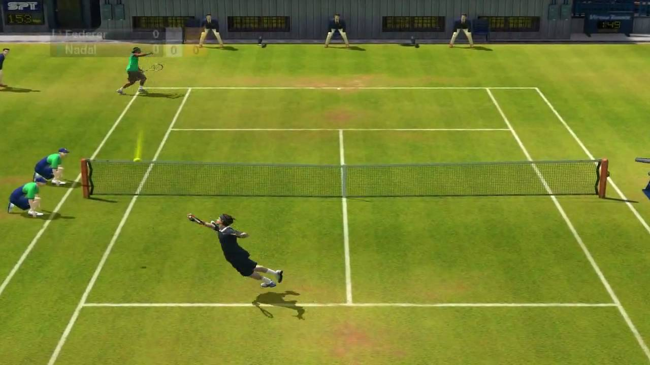 Virtua tennis 2009 tips betting online in uganda.