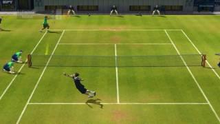 Virtua Tennis 2009: Gameplay PC(HD)