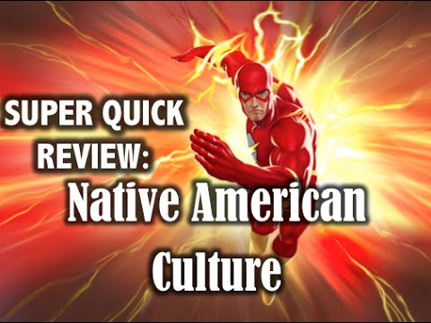 Super Quick Review Native American Life