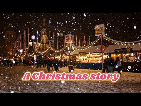 Learn English story: A Christmas story