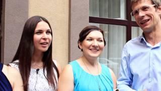 свадьба мама невесты. Смешное интервью на свадьбе пожелания от мамы невесты
