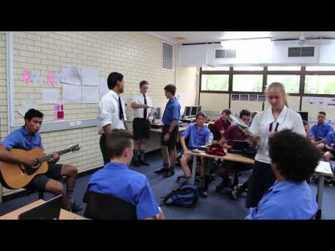 Brisbane State High School CLA 2014