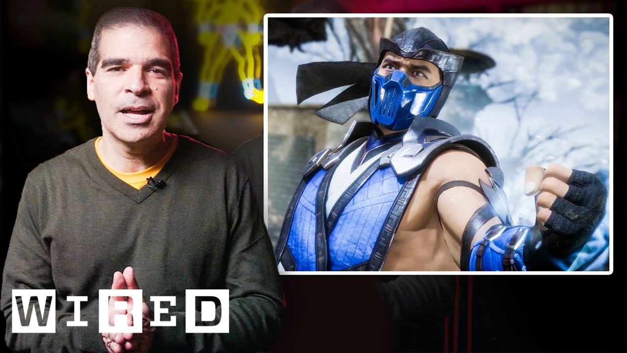 Every Character in Mortal Kombat 11 Explained By Ed Boon | WIRED