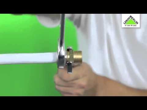 Come installare un impianto a vista con tubo multistrato youtube