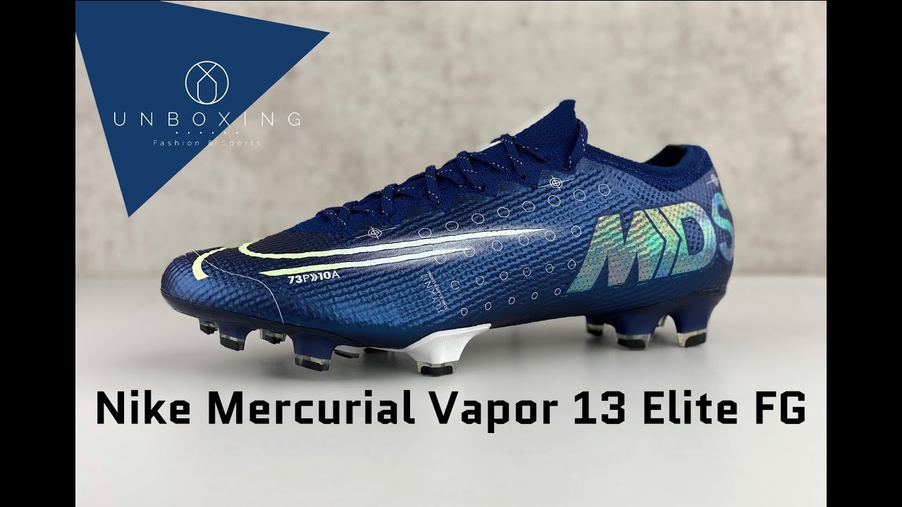 Nike Mercurial Vapor XIII MDS Elite FG 'Dream Speed Pack' | UNBOXING & ON FEET | football boots