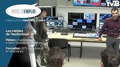 Mode d'emploi : les métiers de l'audiovisuel
