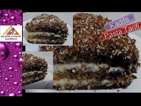 Kadife Pasta Tarifi - Pratik Yemek Tarifleri