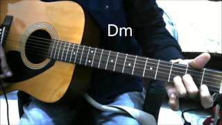 pehla-nasha---simple-complete-guitar-cover-lesson-chords-bollywood-romantic-song