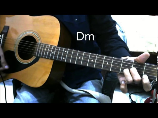Pehla Nasha - Simple complete GUITAR COVER LESSON CHORDS BOLLYWOOD ...