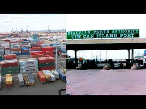 20 ships discharging frozen fish, corn, others in Lagos port