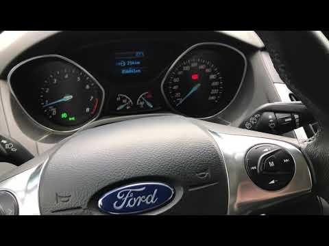 Дроссельная заслонка Ford Focus 3 адоптация, возвращаем тягу машине.