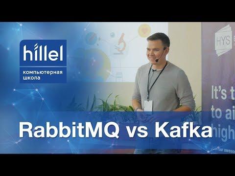 RabbitMQ Vs Kafka