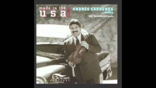 Andres Cardenes plays Bolcom - Graceful Ghost