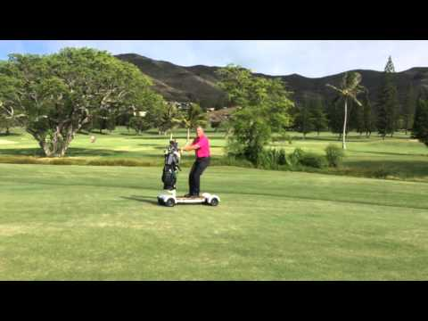 Mid Pacific Country Club Golfboard Demo