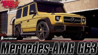 Need For Speed Payback: Mercedes-AMG G63 Runner Build | LV299 | 220 MPH GERMAN TANK