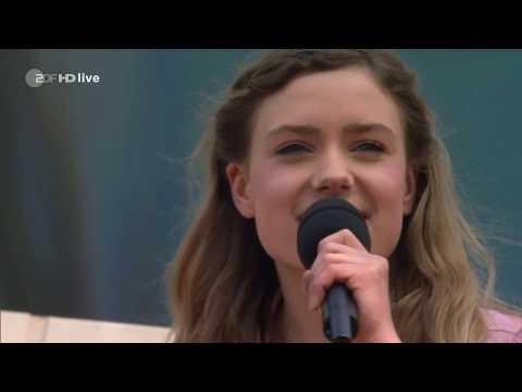 Marie Wegener - Königlich (ZDF Fernsehgarten, 13.05) [ HD ]