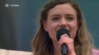 Marie Wegener - Königlich (ZDF Fernsehgarten, 13.05.2018) [ HD ]