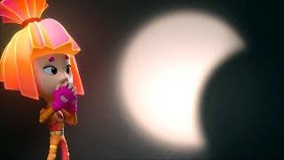 Фиксики - Солнечное затмение (Новая серия) Премьера! / Fixiki