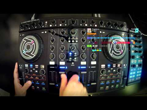 """""""Made for More Dubstep"""" Mini Mix – Traktor S4 & X1 Demo by @DJPromote"""
