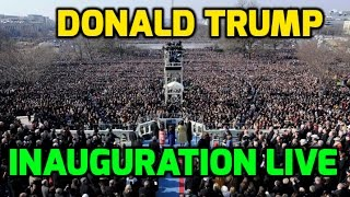 flushyoutube.com-Donald Trump Inauguration 2017 Live | CNN News Live | Donald Trump Live News