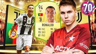 KUPIŁEM CRISTIANO RONALDO! / FIFA 19 ULTIMATE TEAM PL [#71]