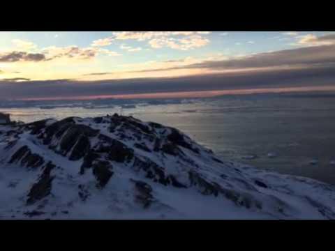 Hotel Arctic at Greenland