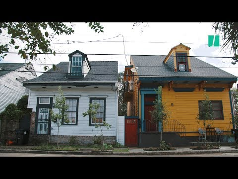 How Airbnb Is Pushing Locals Out Of New Orleans' Neighborhoods